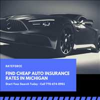 Search Cheap Auto Insurance Rates Michigcan RateForce 770-674-8951
