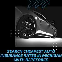 Lowest Car Insurance Quotes Michican RateForce 770-674-8951