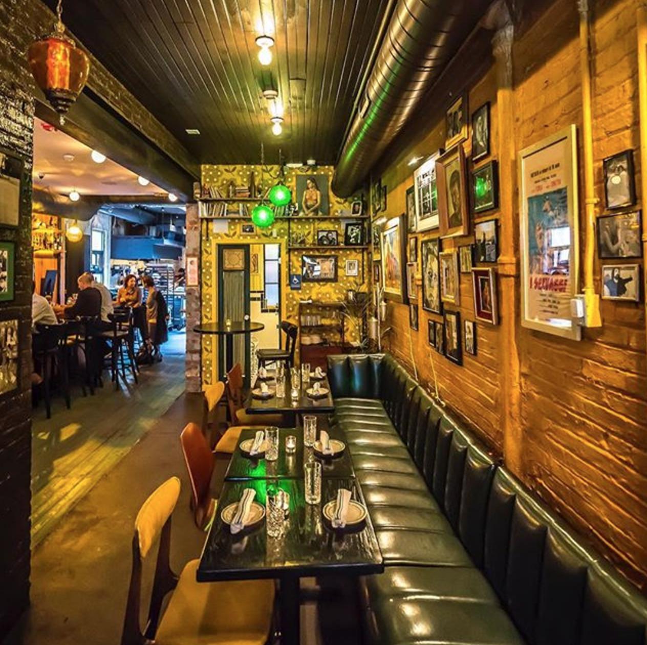 Chef Paul Gerard of Antique Bar and Bakery in Hoboken NJ Has Great Food Cheap Eats in Hoboken