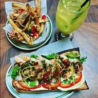 Great Eats With Chef Paul Gerard At Antique Bar and Bakery in Hoboken NJ