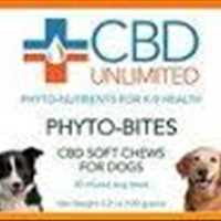 CBD Dog Treats Phyto-Bites From CBD Unlimited Call 480-999-0097 Today