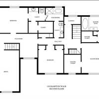 Floor Plan 2 110 Hampton Walk SE Marietta Georgia 30067 404-217-6733