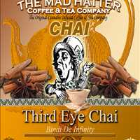 Mad Hatter Third Eye Chai Tea Industrial Hemp CBD Infused Tea