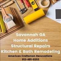 Findit Featured Member American Craftsman Renovations 912-481-8353