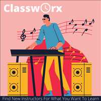 Offer Music Lessons Online with Classworx Virtual Instructor Directory 470-448-4734