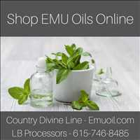 AEA Certified EMU Oils For Sale Online LB Processors 615-746-8485