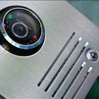 Small Business Security Devices Camera Intercom System Tampa Locksmith 813-874-1608
