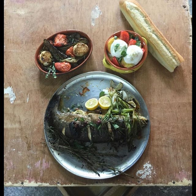 One of the first meal ideas for Antique Bar and Bakery