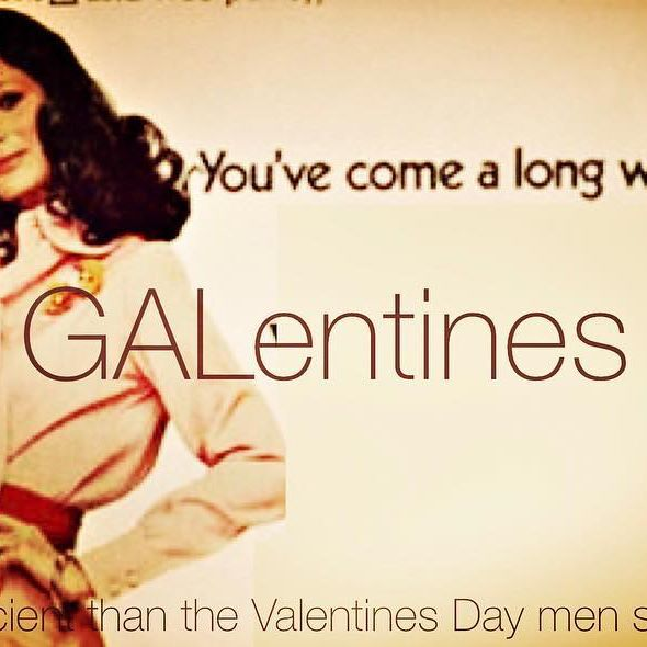 GALentines day, come on by Antique Bar and Bakery