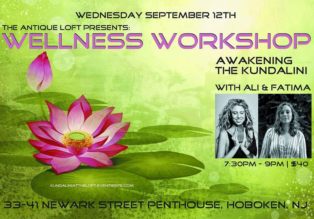 Come On In To The Wellness Workshop At The Antique Loft!