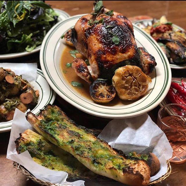 Winner winner chicken dinner - Antique Bar and Bakery