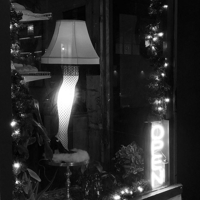 Antique is CLOSED Christmas Eve and Christmas Day! Happy holidays!
