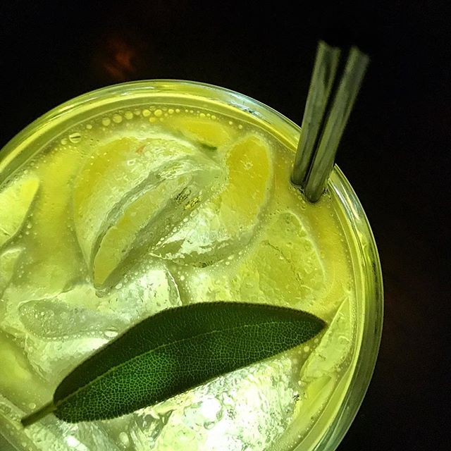 Johnny Friendly Cocktail, give it a try!