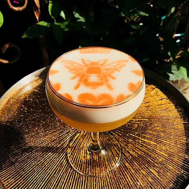 """From """"Crafting the Classics"""" cocktail dinner on Wednesday, November 7th!"""