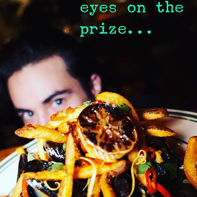 Eyes on the Prize! Antique Bar and Bakery