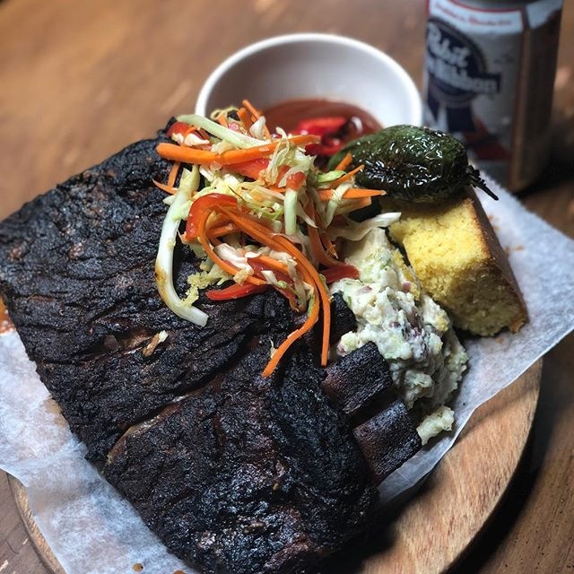 July 4th Best Ribs in Hoboken Antique Bar and Bakery