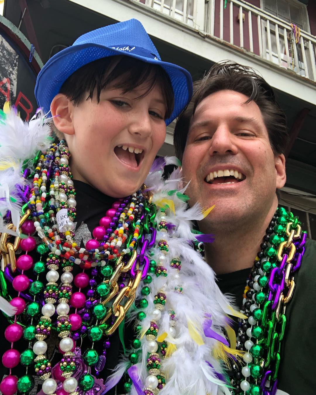 Happy Mardi Gras to you and your family! - Chef Paul Gerard