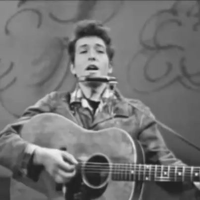 Bob Dylan, an absolute legend. The answer my friends is blowing in the wind. - Chef Paul Gerard