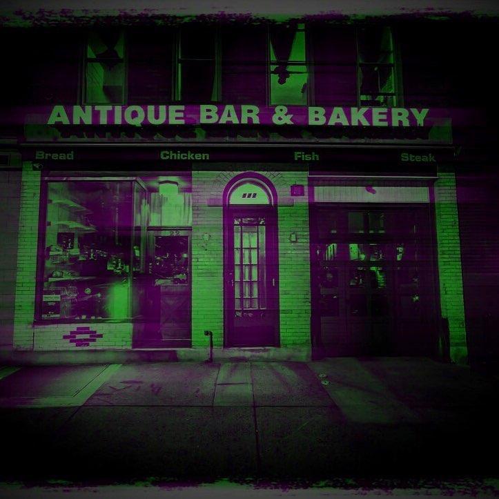 Hot temp bar hop at Antique Bar and Bakery! 10% off cocktail menu!