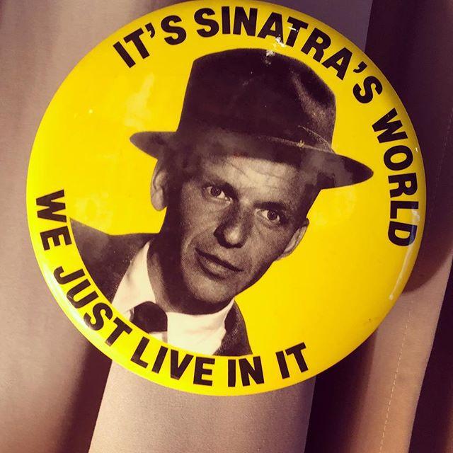 Happy Birthday Frank Sinatra, Fly Me To The Moon!