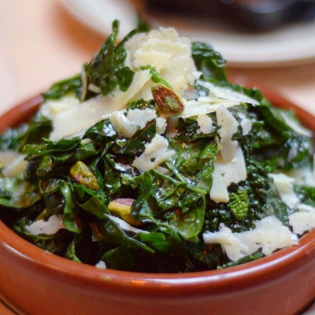 Gotta get your greens in! -only at Antique Bar and Bakery