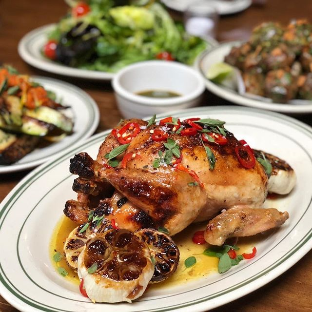 Fresh food best food in Hoboken, when you don't know what to cook at Antique Bar and Bakery