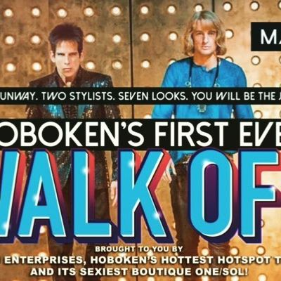 Hoboken's Walk Off Event hosted at Antique Bar and Bakery! Come get some!