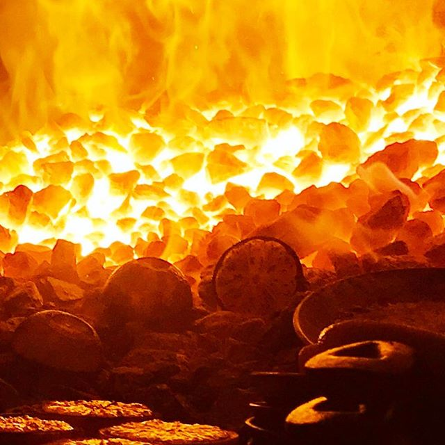 Beast of a fire, come on by and see what it's capable of...