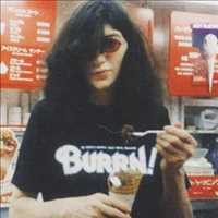 Happy Birthday Joey Ramone! We burn in your honor at Antique Bar and Bakery