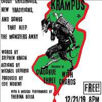 Krampus is coming to town, come by and see him at Antique Bar and Bakery!