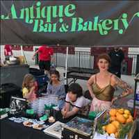 Antique Bar and Bakery with Chec Paul Gerard in Hoboken
