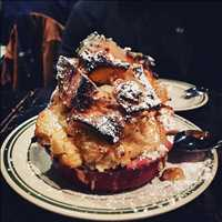 Can't get enough of the Bread Pudding at Antique Bar and Bakery? Tell us about it!