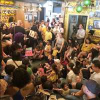 Drag Queen Story Time was a huge success, thanks to all whom came out to Antique Bar and Bakery