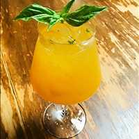 It's all good, in fact it's Peachy Keen, our new craft cocktail from Antique Bar and Bakery!