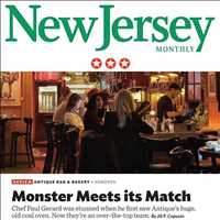 Thank you NJ Monthly three cheers for Antique Bar and Bakery!