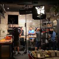 Behind the scenes with Late Night Eats at Antique Bar and Bakery!