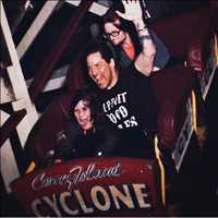 Coney Island Cyclone Chef Paul Gerard First Ride of the Season