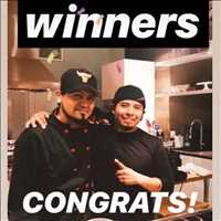 Grats to  Chef De Cuisine Jiovani, and Sous Chef Reuben for Winning the Chef Competition!