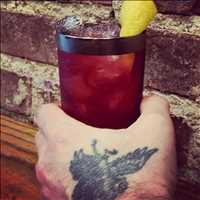 GrunGe GOOSe, join us at Antique Bar and Bakery for the best cocktails in Hoboken NJ!
