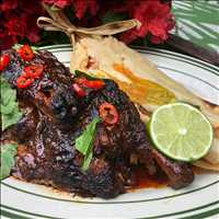 Who loves BBQ?? Swing on by to Antique Bar and Bakery for our Duck Barbacoa!