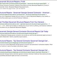 Findit Helps Contractors Capture Organic Search Results In Google