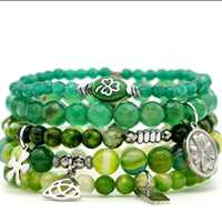 Green Charity Bracelets From Chavez for Charity Benefit the Sierra Club Foundation
