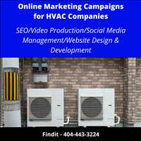 Increase Tangible Search Results Online HVAC Online Marketing Findit 404-443-3224