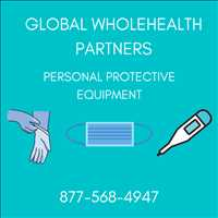 Best PPE Supplies Masks Gloves Thermometers Global WholeHealth Partners 877-568-4947