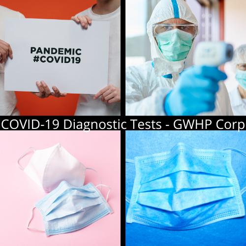 Wholesale COVID-19 Diagnostic Tests Global WholeHealth Partners 877-568-4947