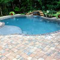 Lincolnton North Carolina Custom Inground Concrete Pool Installation from CPC Pools Call 7047995236