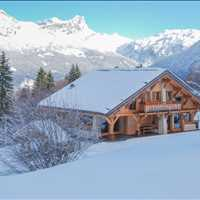 Stay at Chalet Conca Vacation Rental Located At Chemin du Giroux, St Gervais, 74190