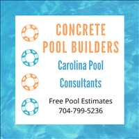 Sherrills Ford NC Custom Concrete Pool Designer CPC Pools 704-799-5236