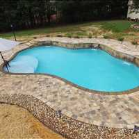 Sherrills Ford NC - Custom Inground Concrete Swimming Pool - Carolina Pool Consultants 704-799-5236