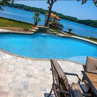 Sherrills Ford North Carolina Inground Concrete Custom Pools from CPC Pools 704-799-5236